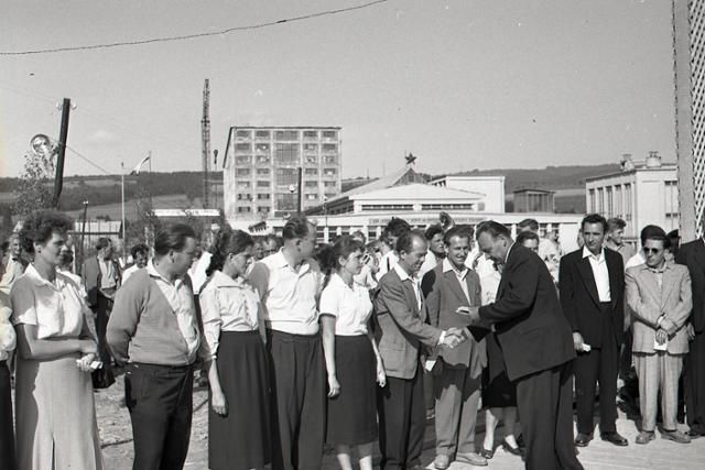 Rok 1959: Topánky z Bardejova - fotografie - Vtedy