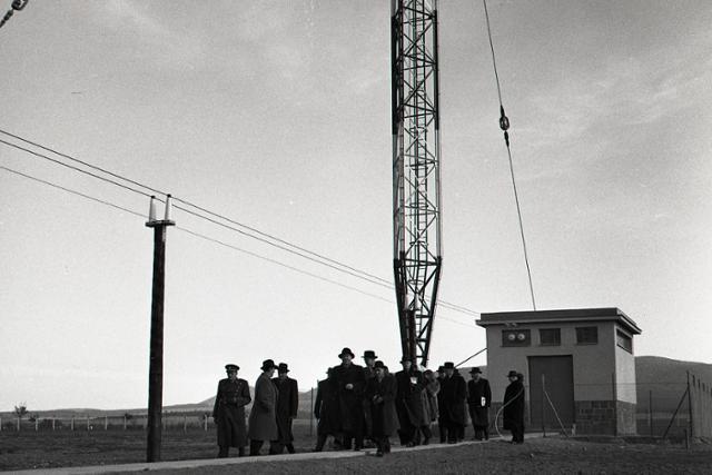 Rok 1947: Košice dostali nový rozhlasový vysielač - fotografie - Vtedy
