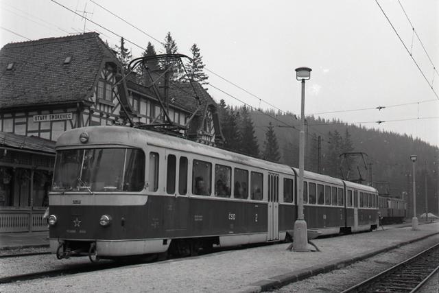 Rok 1968: Alweg - premárnená šanca na kvalitnú dopravu v Tatrách - fotografie - Vtedy