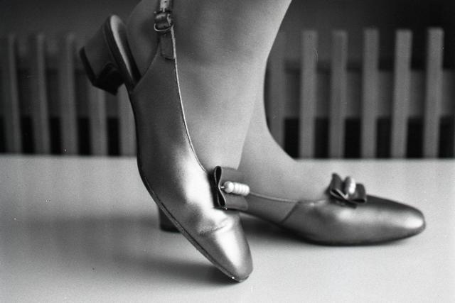 d68f7875ce28 Rok 1968  Jarná kolekcia topánok zo ZDA Partizánske - fotografie - Vtedy